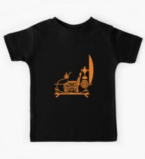 Time machine Kids Tee
