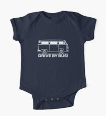 Drive by Bus 2 (white) Kids Clothes