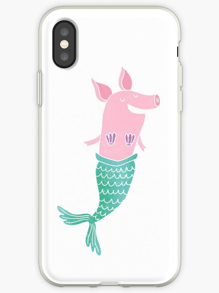 Mermaid Pig by Megan Downing