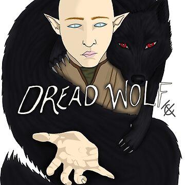 May The Dread Wolf Take You - DA Fan Art by ClimbTheIvy
