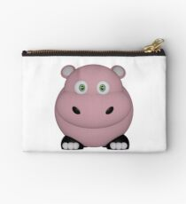 Pink Hippo Studio Pouch