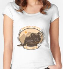 Beggar's Canyon Brewing Co. Women's Fitted Scoop T-Shirt