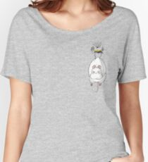 Spirited Away Mouse and Fly Women's Relaxed Fit T-Shirt