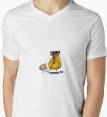 gnu Men's V-Neck T-Shirt