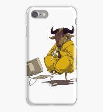 gnu iPhone Case/Skin