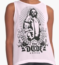 The Dude Contrast Tank