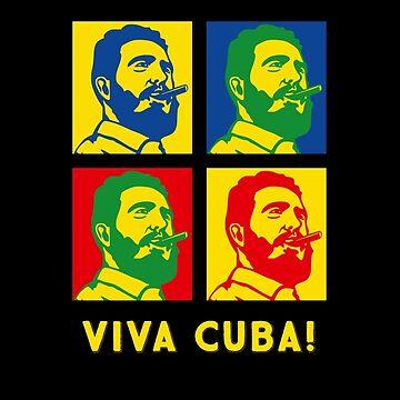 Viva Cuba! by SergeScrawl