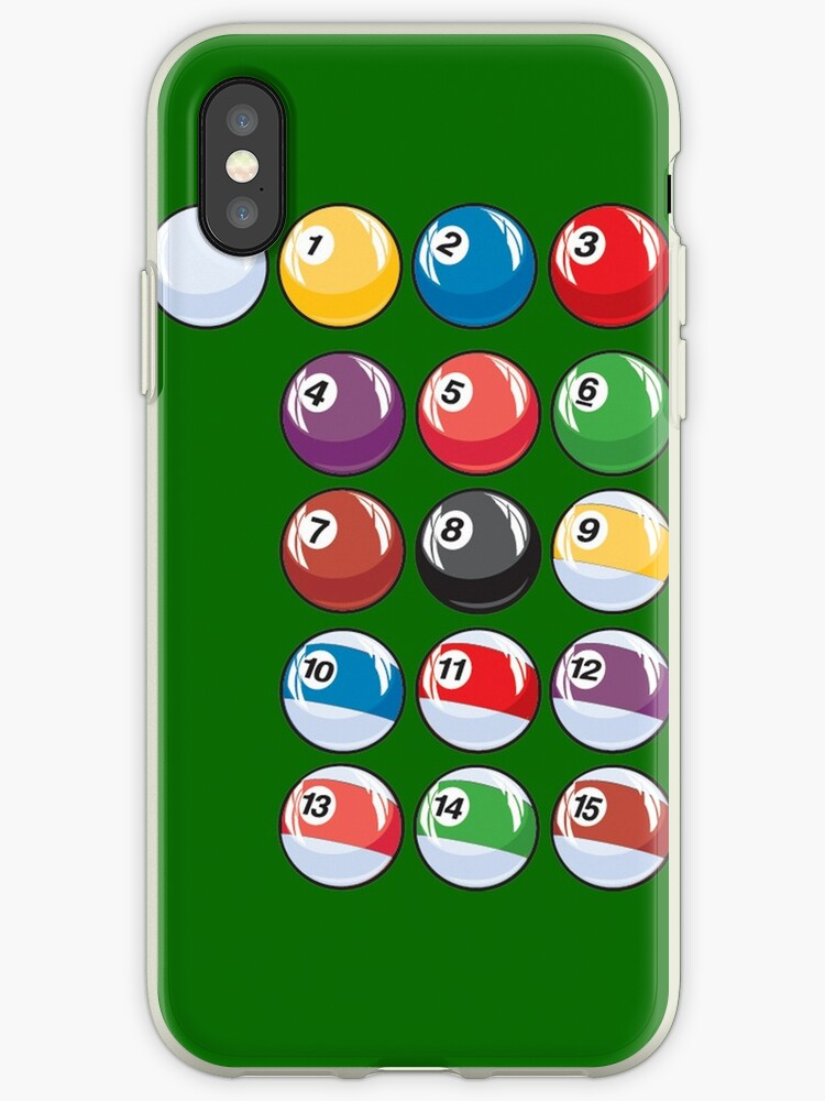 Pool Table Snooker Billiard Balls By Partypeepsfun