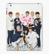 BTS Valentines 01 iPad Case/Skin