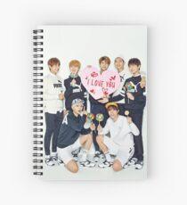 BTS Valentines 01 Spiralblock