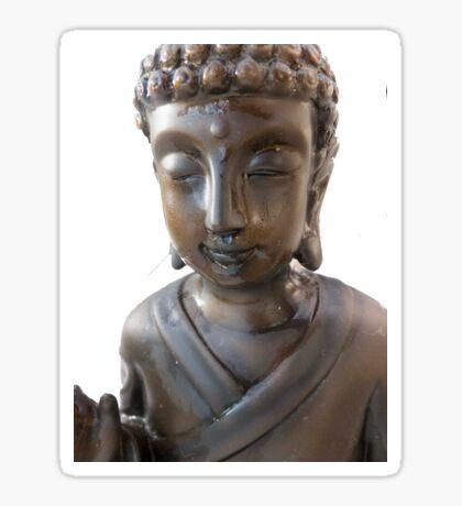 Budha again  Sticker