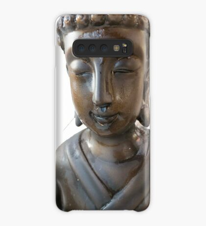 Budha again  Case/Skin for Samsung Galaxy