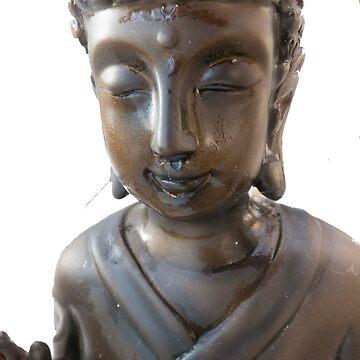 Budha again  by bywhacky
