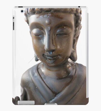 Budha again  iPad Case/Skin