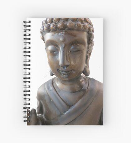 Budha again  Spiral Notebook