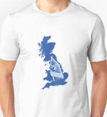Britain is Blue T-Shirt