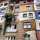 Hundertwasser House - Vienna by Roberta Angiolani