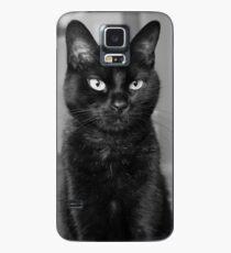 Black as Night Case/Skin for Samsung Galaxy