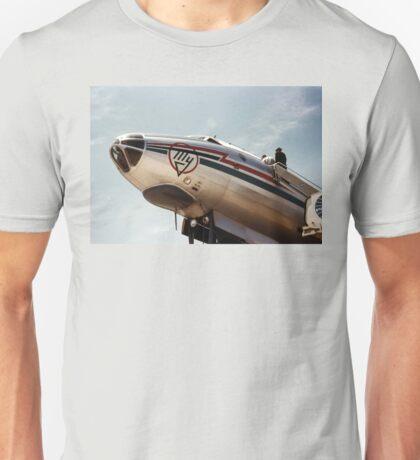 Nose Tu-114 Rossiya T-Shirt