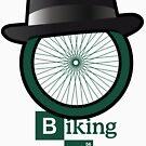Breaking Bad parody: biking bad by logoloco