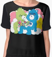 Care Bears Ink Women's Chiffon Top