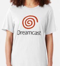 SEGA Dreamcast Logo Slim Fit T-Shirt