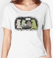 Monsters love RPGs Women's Relaxed Fit T-Shirt