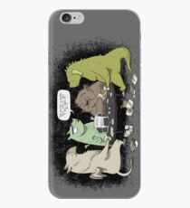 Monsters love RPGs iPhone Case