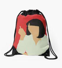 Uma Thurman- Pulp Fiction Drawstring Bag