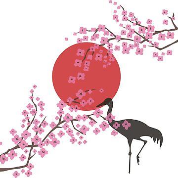 Japan Travel Design by chalk13