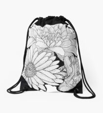 Yours, Mine, and what would have been Ours Drawstring Bag