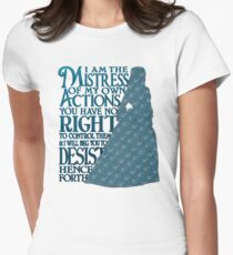 Mistress of My Own Actions T-Shirt