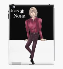 Supermodel Xander iPad Case/Skin