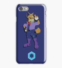 Fox McCloud - Super Smash Brothers iPhone Case/Skin