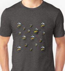 Bumble Bees Unisex T-Shirt