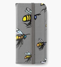 Bumble Bees iPhone Wallet/Case/Skin