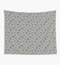 Bumble Bees Wall Tapestry