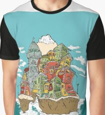 Fishermans village Graphic T-Shirt