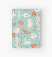Under the Sea Hardcover Journal