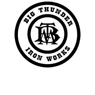 BigThunderIronWorksBlack by WDWretro