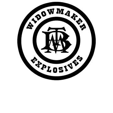 ThunderMountainWidowmakerExplosivesBlack by WDWretro