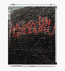 Amsterdam Graffiti iPad Case/Skin