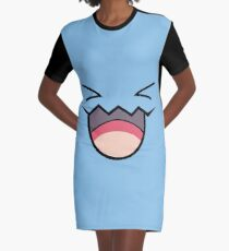 wobbufett pokemon Graphic T-Shirt Dress