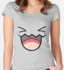 wobbufett pokemon Women's Fitted Scoop T-Shirt