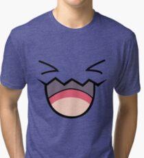wobbufett pokemon Tri-blend T-Shirt