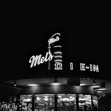 Mel's Die-In by samcaiazzo
