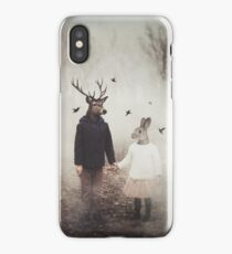 Creatures of Commonplace iPhone Case/Skin