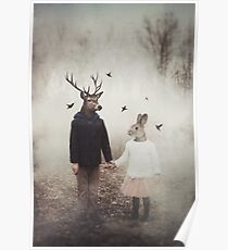Creatures of Commonplace Poster