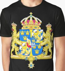 KINGDOM OF SWEDEN Graphic T-Shirt