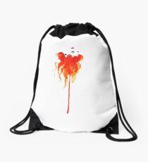 Naranja Naomi Drawstring Bag